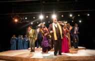 Theatre Review: 'The Gospel at Colonus' by WSC Avant Bard at Gunston Arts Center