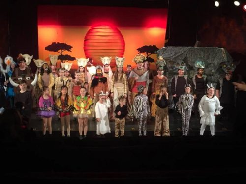 Theatre Review Disney S The Lion King Jr By Children S Playhouse