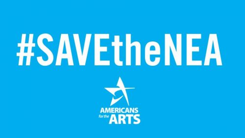 News:  Help Save the NEA