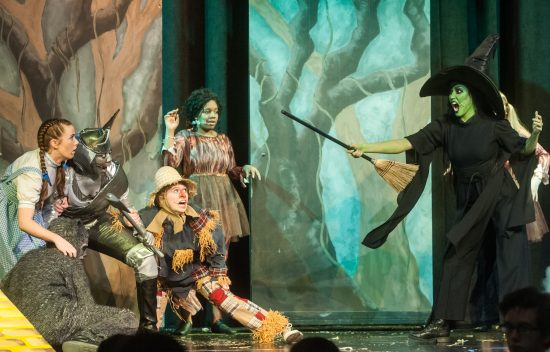 Cappies Review:  'The Wizard of Oz' at Connelly School of the Holy Child