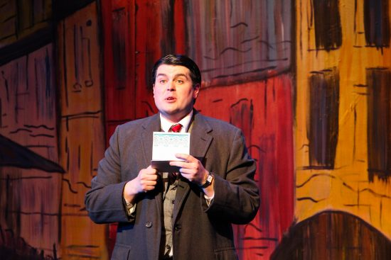 Theatre Review #2: 'She Loves Me' by The Arlington Players at Thomas Jefferson Community Theatre