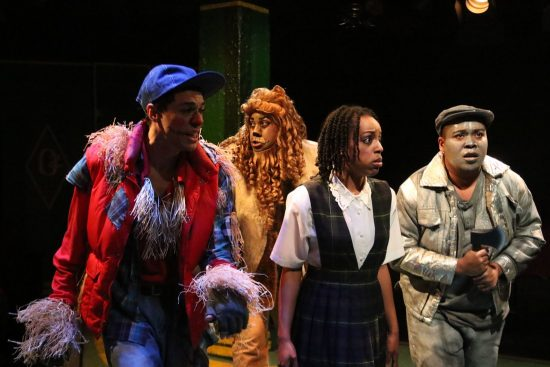 Theatre Review: 'The Wiz' at Spotlighters Theatre