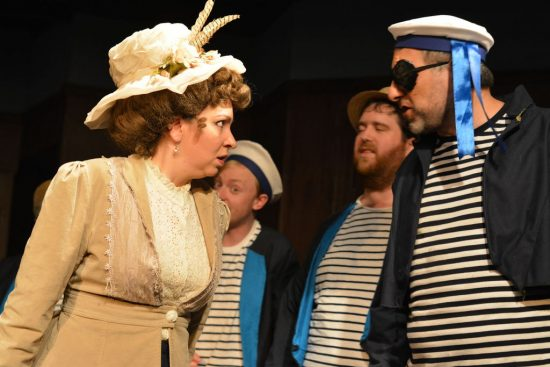 Theatre Review: 'H.M.S. Pinafore' at Laurel Mill Playhouse