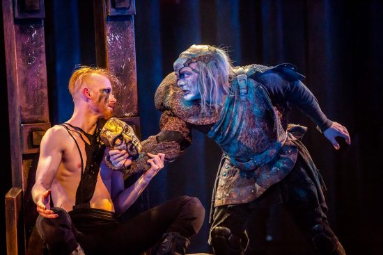 Theatre Review: 'The Hunchback of Notre Dame' at Synetic Theater