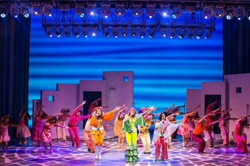 Theatre Review: 'Mamma Mia!' Farewell Tour at Wolf Trap's Filene Center