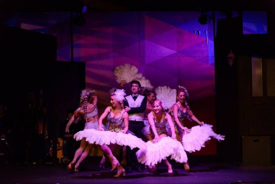 Theatre Review Light Up The Stars At Annapolis Summer Garden Theatre Maryland Theatre Guide