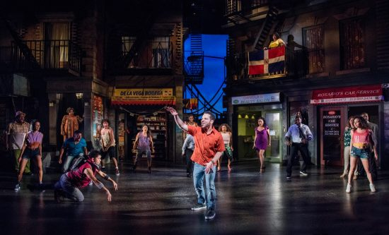Theatre Review: 'In the Heights' at Olney Theatre Center