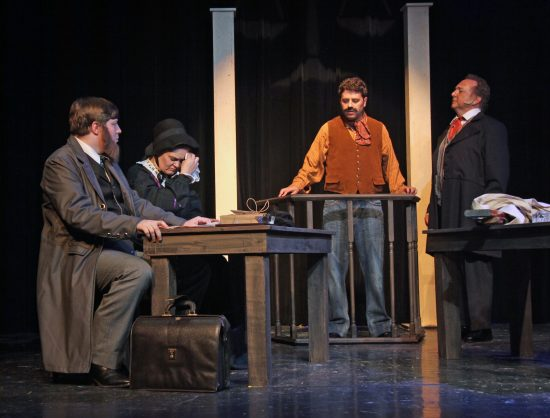 Theatre Review: 'The Cradle Will Rock' at Iron Crow Theatre