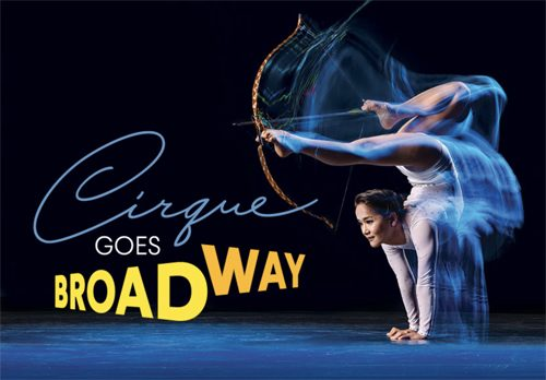 Cirque Goes Broadway. Photo courtesy of the BSO.