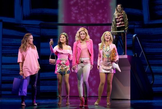 Theatre Review: 'Mean Girls' at The National Theatre
