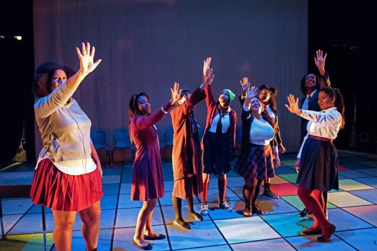 Theatre Review: 'The Goodies: A New Devised Piece' at Iron Crow Theatre
