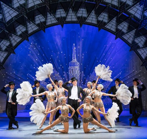Theatre Review: 'An American in Paris' at the Kennedy Center