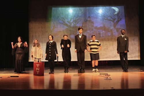 Cappies Review:  'The Addams Family' at Clarksburg High School