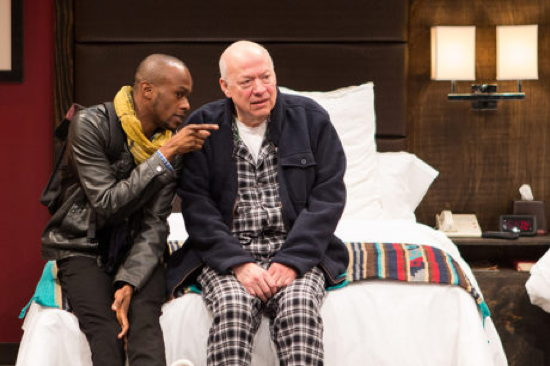 Theatre Review: 'Curve of Departure' at Studio Theatre