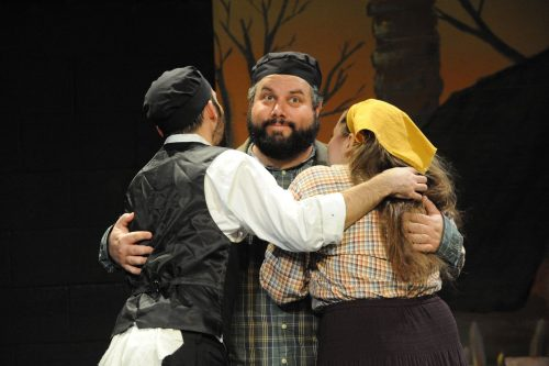 Theatre Review Fiddler On The Roof At Compass Rose