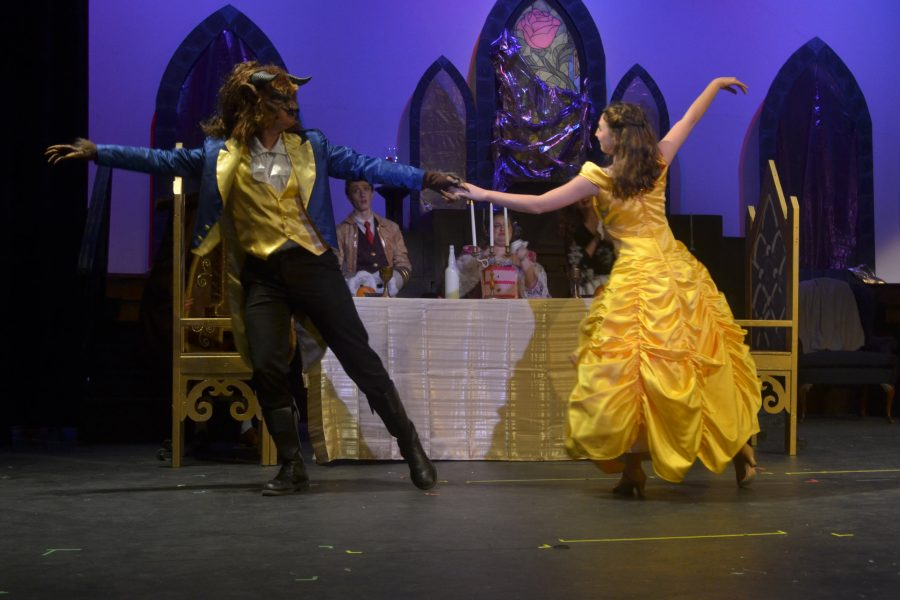 "Theatre Review: ""Disney's Beauty and the Beast"" at Children's Theatre of Annapolis"