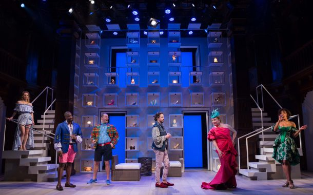 Theatre Review: 'The Way of the World' at Folger Theatre