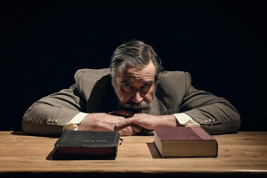 Theatre Review: 'Inherit the Wind' at Vagabond Players