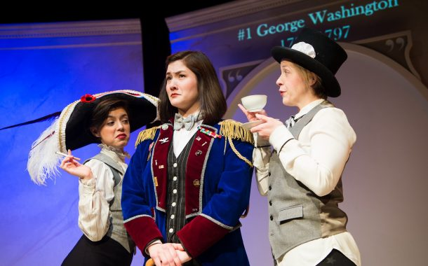 Theatre Review: '45 Plays for 45 Presidents' at NextStop Theatre Company