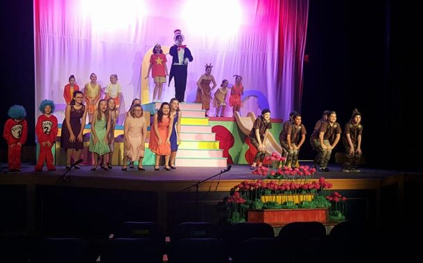 Theatre Review: 'Seussical Jr.' by Spotlight Musical Theatre at The Carroll Arts Center