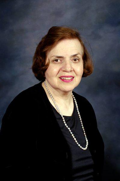 In Memoriam: Bonnie Lake