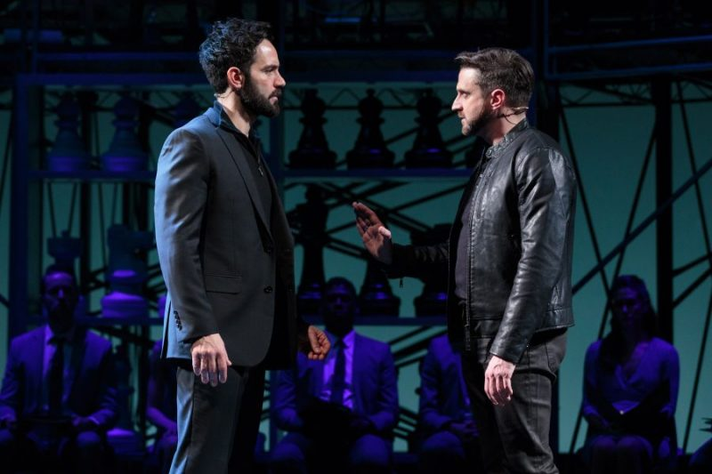 Theatre Review: 'Chess' at The Kennedy Center