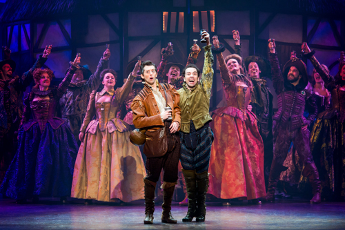 cast of something rotten
