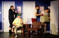 Theatre Review:  'The Boys Next Door' at Port City Playhouse