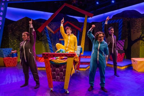Theatre Review: 'Alexander and the Terrible, Horrible, No-Good, Very-Bad Day' at Adventure Theatre MTC