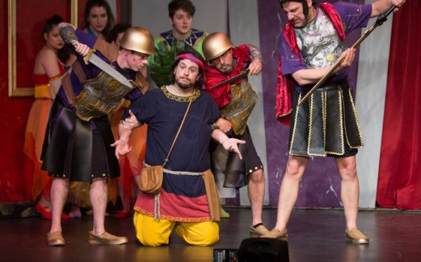 Theatre Review: 'A Funny Thing Happened on the Way to the Forum' at Silhouette Stages