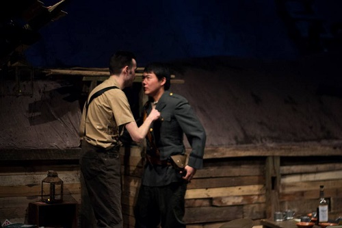 Theatre Review: 'Journey's End' at College of Southern Maryland