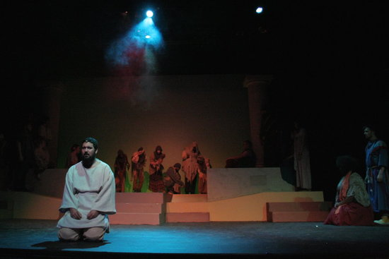 Theatre Review: 'Jesus Christ Superstar' at Port Tobacco Players