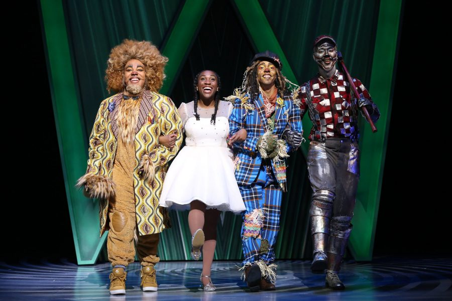 Theatre Review: 'The Wiz' at Ford's Theatre