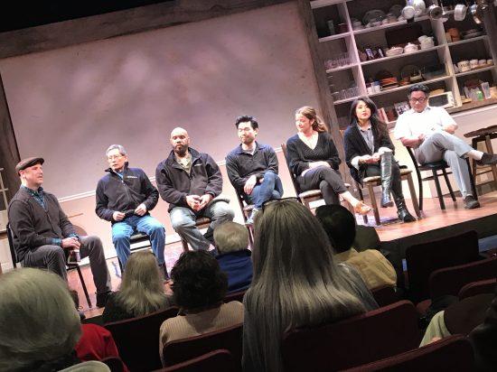 Theatre News: 'Aubergine' Cast Conversation at Everyman Theatre
