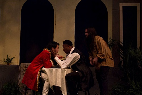 Theatre Review: 'The Impostures of Scapin' at College of Southern Maryland