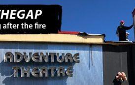 Theatre News: 'Fire at Adventure Theatre, MTC - #FillTheGap'