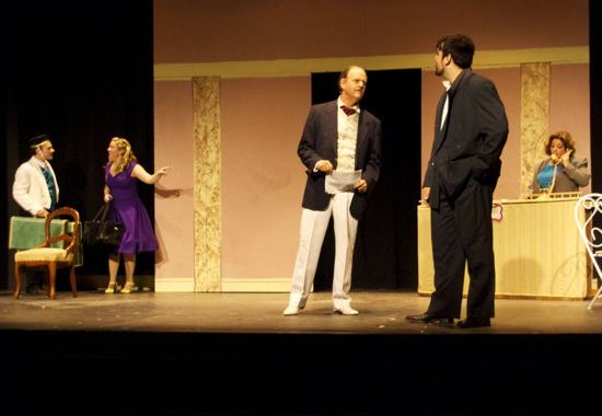 Theatre Review: 'Dirty Rotten Scoundrels' at Prince George's Little Theatre