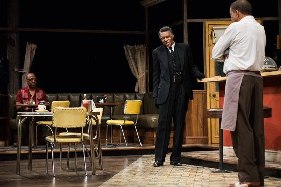 Theatre Review Two Trains Running At Arena Stage Maryland