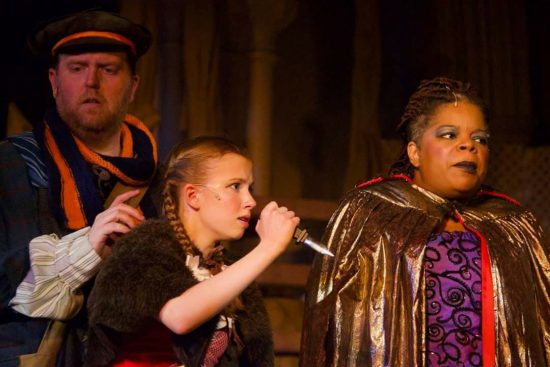 Theatre Review: 'Into The Woods' at Memorial Players