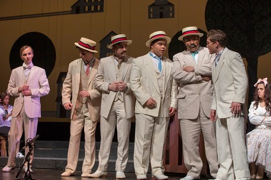 Cappies Review: 'The Music Man' at Our Lady of Good Counsel High School