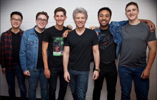 Music News: Local Band NBTF Opens for Bon Jovi at Capital One Arena