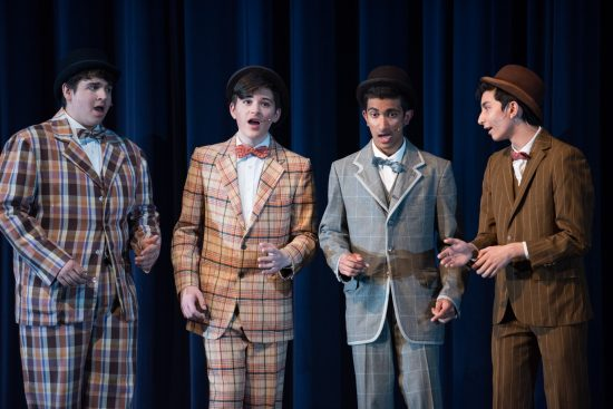 Cappies Review: 'The Music Man' at Thomas S. Wootton High School