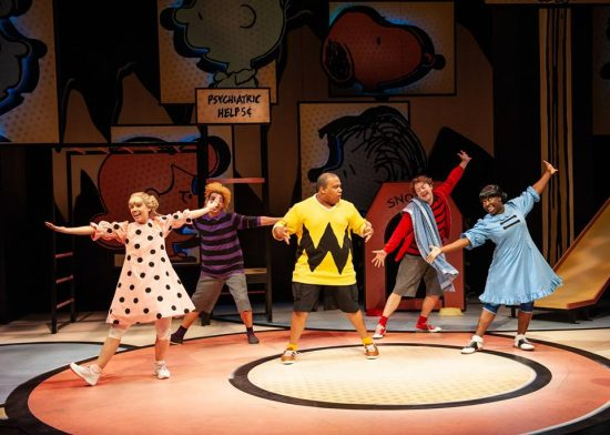 Theatre Review: 'You're a Good Man, Charlie Brown' at