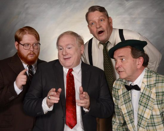 Theatre Review: 'Laughter on the 23rd Floor' at Cockpit in Court