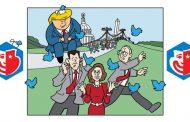 Fringe Review: 'Tweet Land of Liberty' at Hexagon 2018