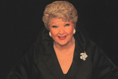 Music News: Feinstein's Cabaret at AMP: Marilyn Maye