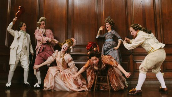 Theatre Review: 'Heard it Through the Grapevine' at Arts on the Green