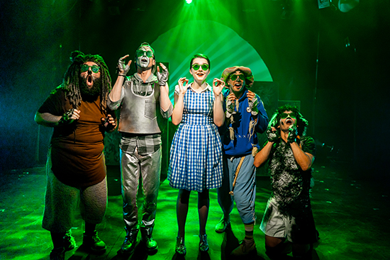 Theatre Review: 'The Wonderful Wizard of Oz' by Synetic Theater at the Davis Performing Arts Center