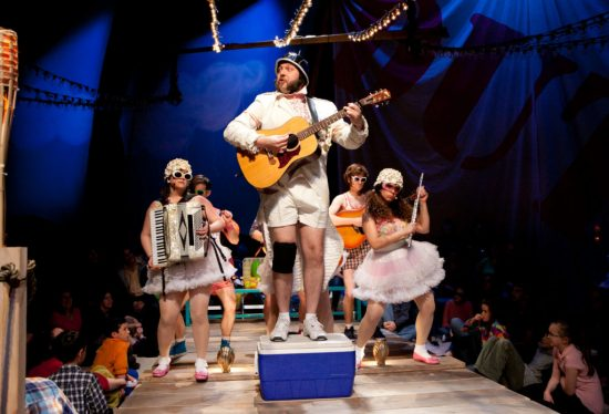 Theatre Review: 'The Pirates of Penzance' at Olney Theatre Center