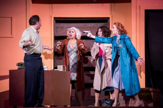 Theatre Review 9 To 5 At Annapolis Summer Garden Theatre Maryland Theatre Guide